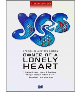 Owner Of A Lonely Heart-1 DVD