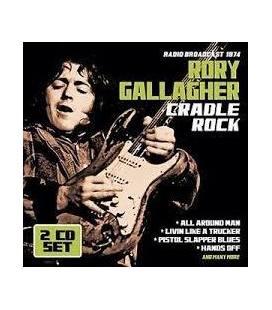 Cradle Rock / Radio Broadcast-2 CD