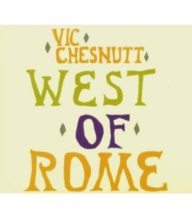 West Of Rome-1 CD