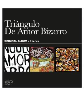 Original Album X 3 (Triangulo De Amor Bizarro + Año Santo + El Hombre Del Siglo V)-3 CD