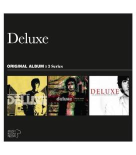 Original Album X 3 (Not What You Had Thought + If Things Were To Go Wrong + Los Jovenes Mueren Antes De Tiempo)-3 CD