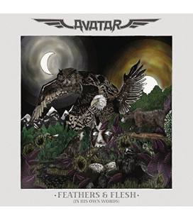 Feathers & Flesh (In Hi Own Words)-2 CD