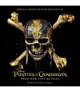 Pirates Of The Caribbean: Dead Men Tell No Tales-1 CD
