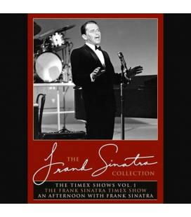 The Timex Shows Vol 1: The Frank Sinatra Timex Show & An Afternoon With Frank Sinatra-1 DVD