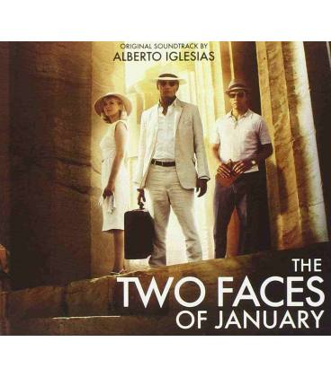 The Two Faces Of January-1 CD