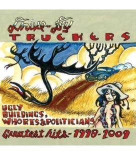 Ugly Buildings, Whores And Politicians-1 CD