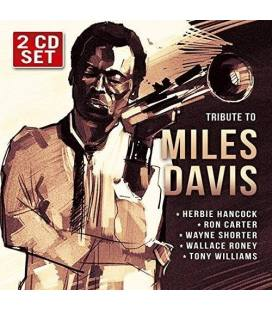 Tribute To Miles Davis-2 CD