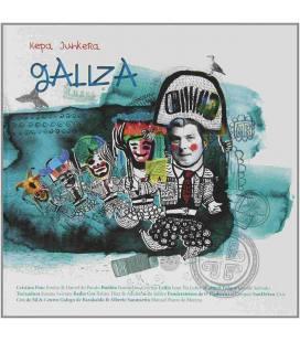 Galiza-1 CD+1 LIBRO