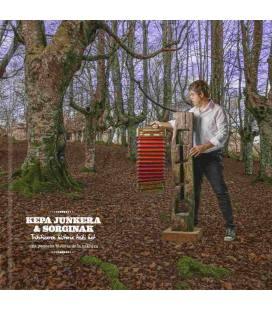 Kepa Junkera & Sorginak Trikitixaren Historia Txiki Bat-1 CD+1 LIBRO