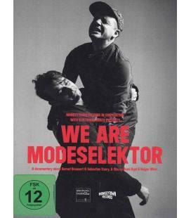 We Are Modeselektor-1 DVD