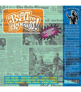Boat To Progress (1970-1974 The Singers)-1 CD
