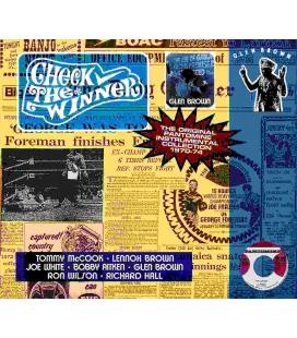 Check The Winner (1970-1974 Instrumental-1 CD