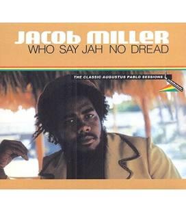 Who Say Jah No Dread-1 CD