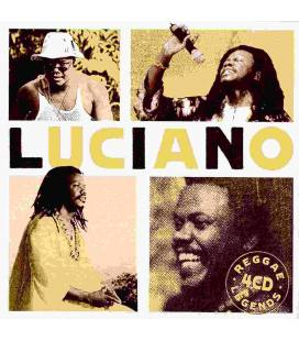 Reggae Legends-4 CD
