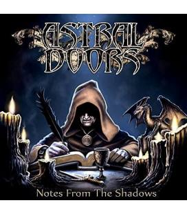 Notes From The Shadows-1 CD