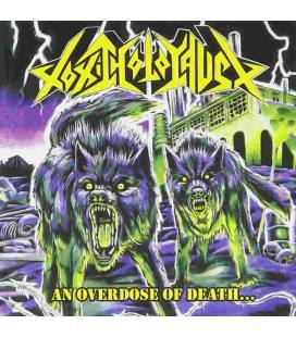 An Overdose Of Death-1 CD