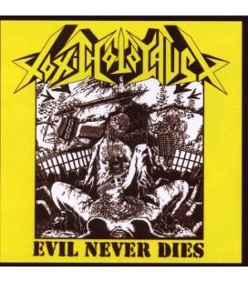 Evil Never Dies-1 CD