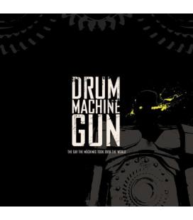 Drummachinegun-1 CD