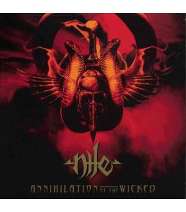 Annihilation Of The Wicked-1 CD