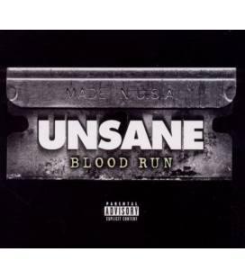 Blood Run-1 CD