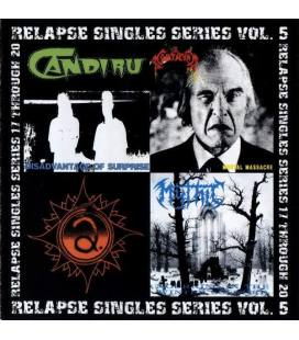 Relapse Singlesseries Vol 5