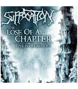Close Of A Chapter Live-1 CD