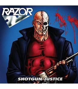 Shotgun Justice-1 CD