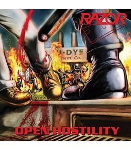 Open Hostility-1 CD