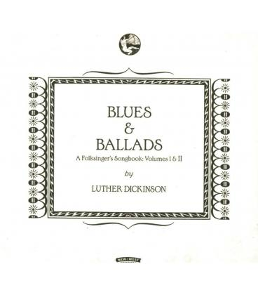 Blues & Ballads (A Folksinger0S Songbook) Volumes I & II-1 CD