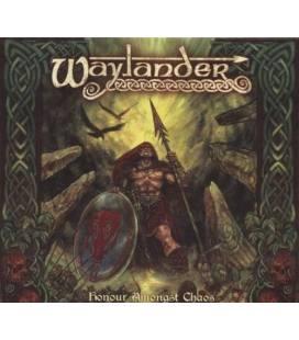 Honour Amongst Chaos-1 CD