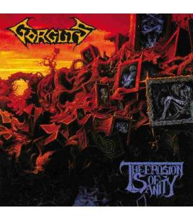 The Erosion Of Sanity-1 CD