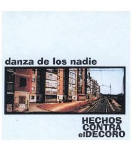 Danza De Los Nadie-1 CD
