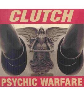 Psychic Warfare-1 CD