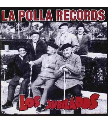 Los Jubilados-1 CD