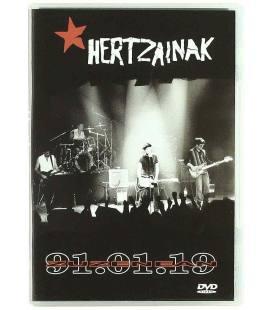 91,01,19 Zuzenean-1 DVD