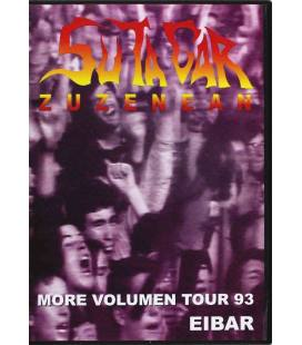 More Volumen Tour 93-1 DVD
