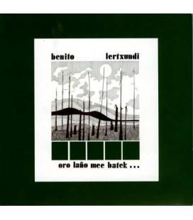 Oro Laño Mee Batek-1 CD