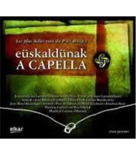 Euskaldunak A Capella-1 CD