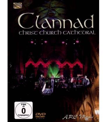 Clannad: Christ Church Cathedral-1 DVD