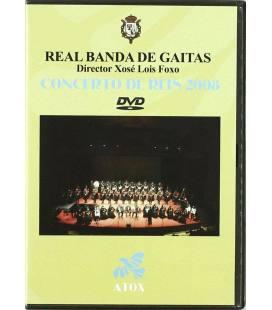 Real Banda De Gaitas-1 DVD