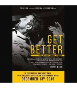 Get Better: A Film About Frank Turner-1 DVD