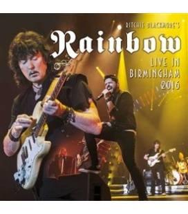 Live in Birmingham 2016-2 CD