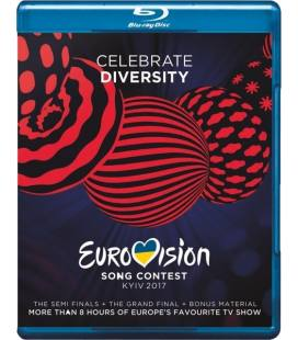 The Eurovision Song Contest 2017 -3 BLU-RAY