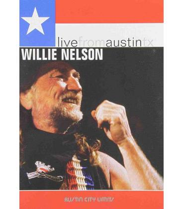 Live From Austin Tx-1 DVD