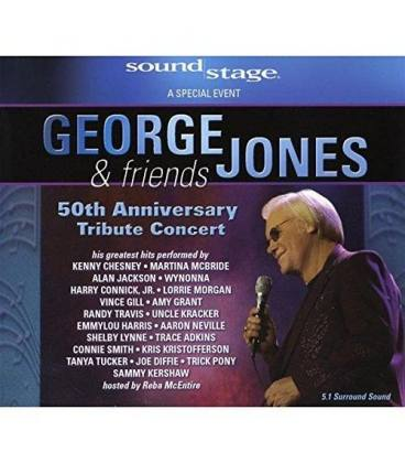 A Tribute To George Jones-1 CD+1 DVD
