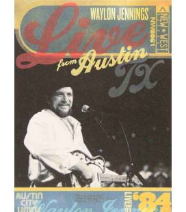Live From Austin Tx '84-1 DVD
