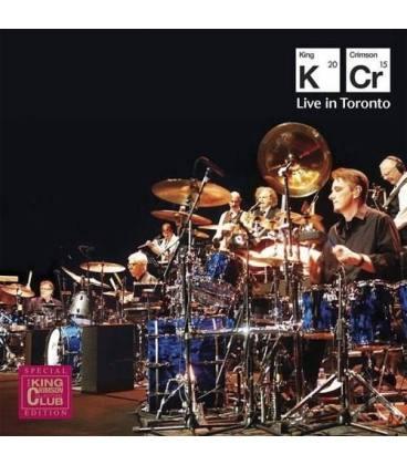 Live In Toronto - November 20Th 2015-2 CD