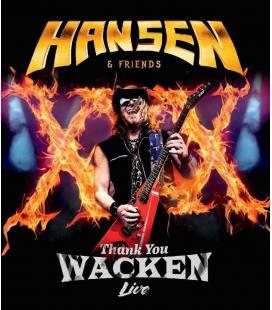 Thank You Wacken-1 BLU-RAY+1 CD