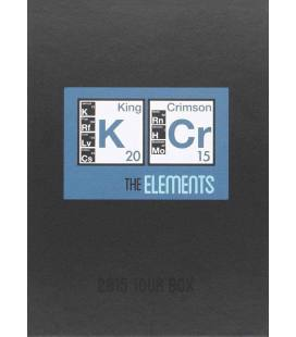 The Elements Tour Box 2015-2 CD