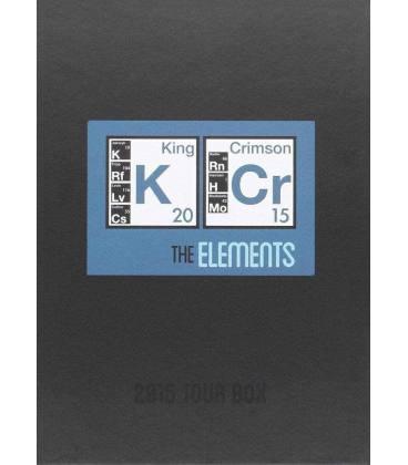 The Elements Tour Box 2015-2 CD